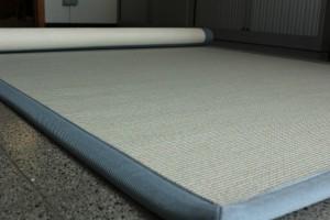 Borneo flatweave carpet